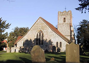 St Mary's church in Fetcham