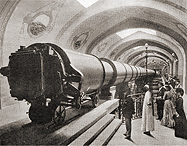 Great Telescope at the Paris Exhibition of 1900