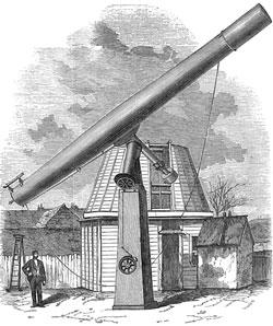 Buckingham's telescope