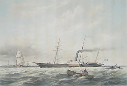 The Iron Steam Yacht - Peterhoff