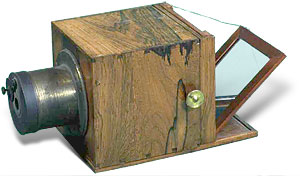 Early victorian camera